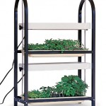 Burpee Two Tier Lighting Cart