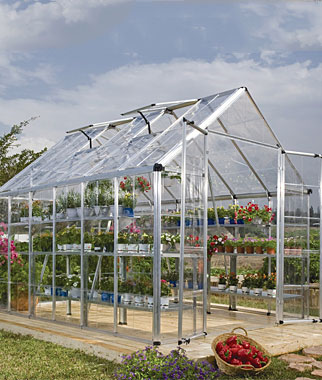 Snap N Grow Greenhouse 8 X 12 Garden Seeds And Plants