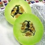 Melon Honeydew Green Flesh Organic
